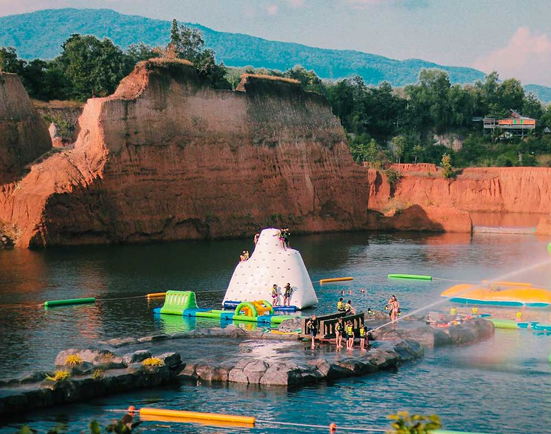 Grand Canyon Water Park (Chiang Mai, Thailand) – Brochures, Info, Price & Travellers Reviews
