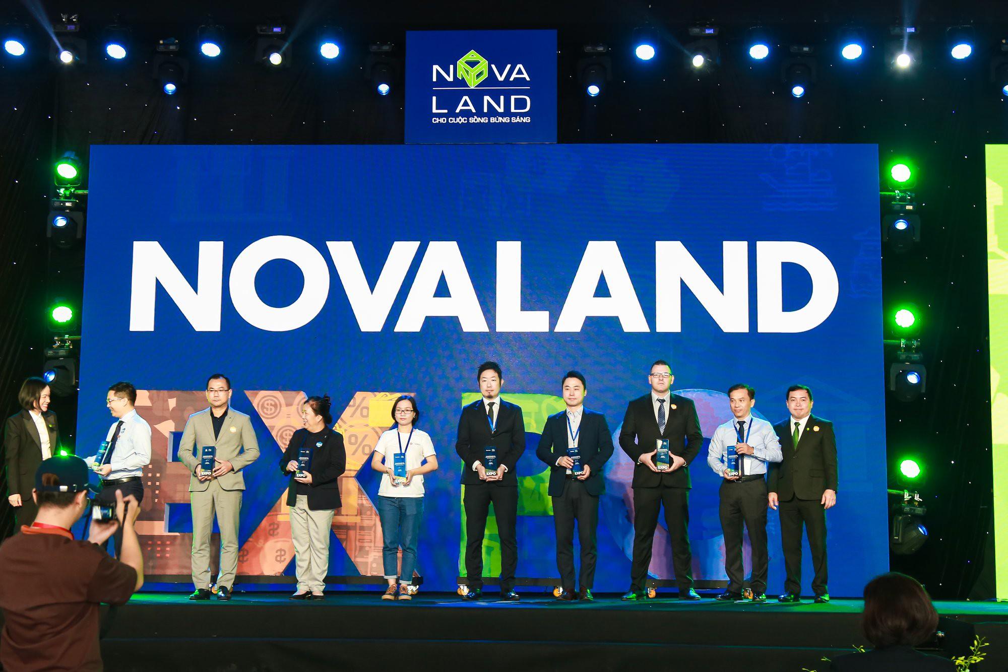 Riland tham gia sự kiện triễn lãm Novaland Expo 2019
