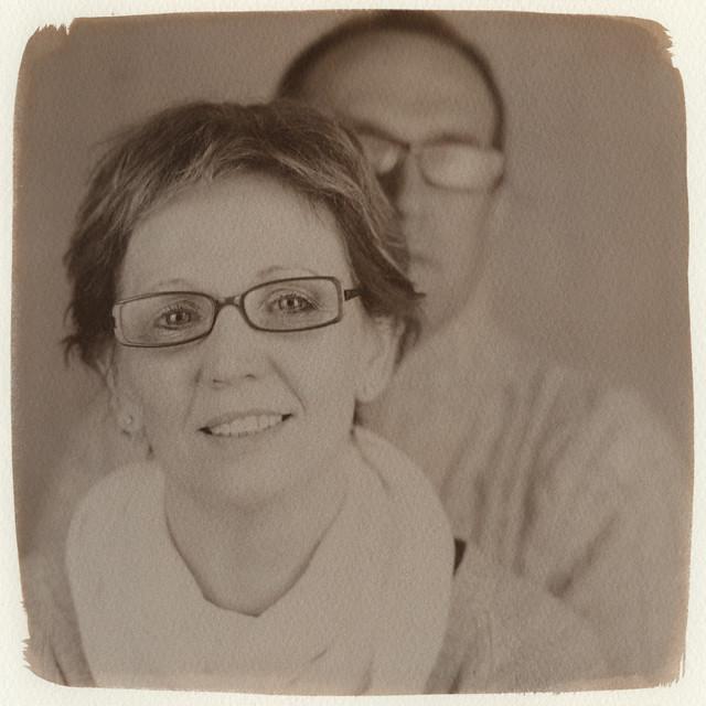 Ancsa & Laci 02. (Kallitype)