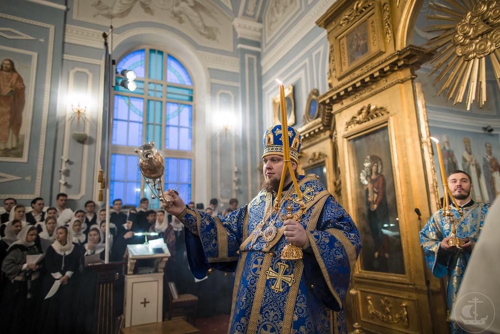 3-4 декабря 2019, Введение во храм Пресвятой Богородицы / 3-4 December 2019, The Entry of the Most Holy Theotokos into the Temple