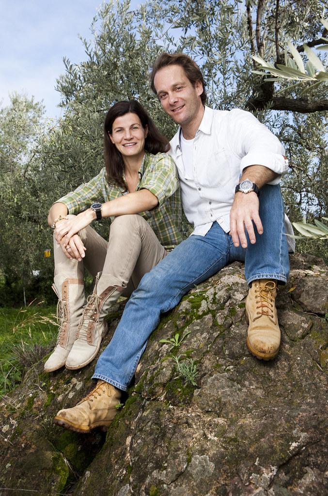 Margit und Richard Schweger