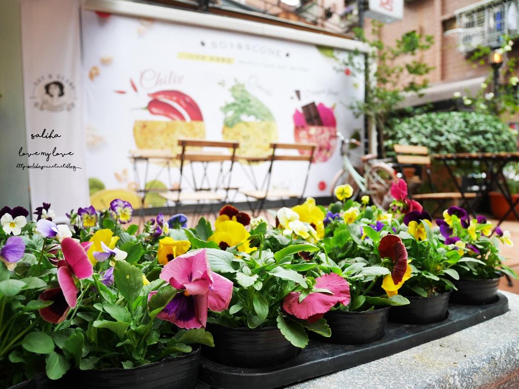 台北天母私廚房Snuggles Kitchen高島屋附近素食蔬食餐廳好吃下午茶 (3)