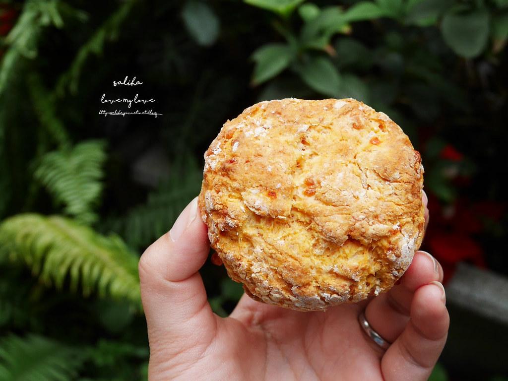 台北天母私廚房Snuggles Kitchen奶素食甜點蔬食餐廳推薦 (1)