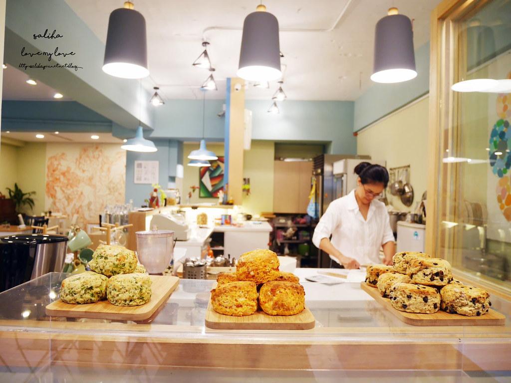 台北士林區天母素食餐廳分享私廚房Snuggles Kitchen  (3)
