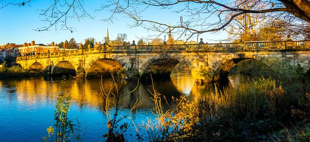 A Sunlit Bridge