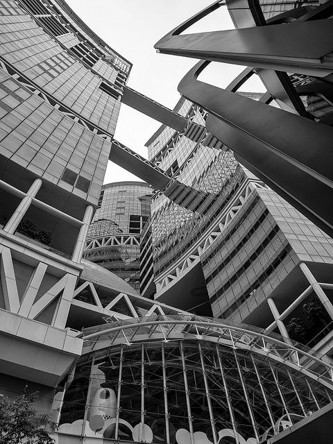 Fusionopolis Buildings, Singapore