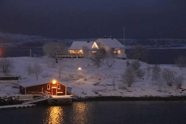 Norway by Night.