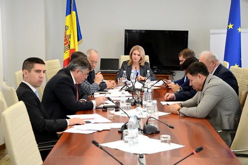 04.12.2019 Şedinţa Comisiei politică externă și integrare europeană