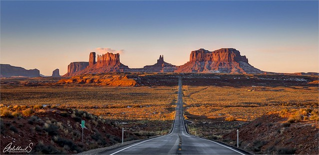 Road to Winter, USA