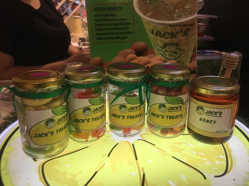 Jack's Lemonade, Ayala Feliz