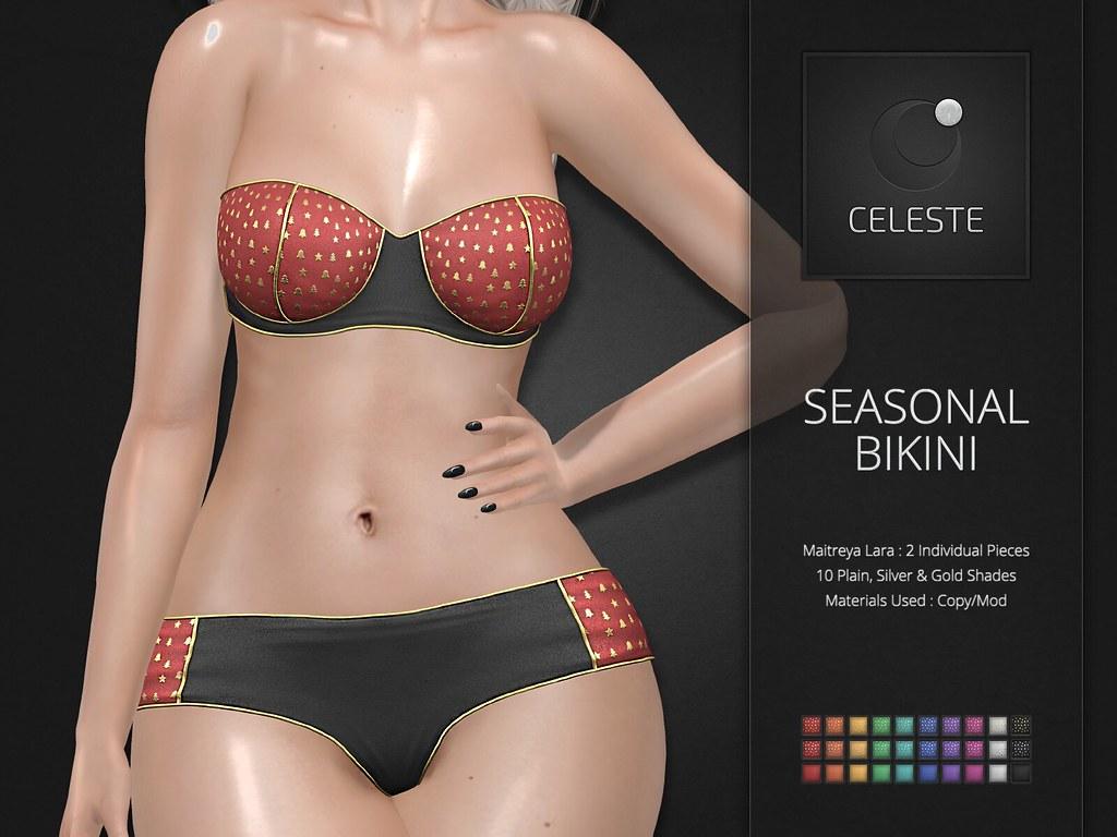CELESTE Seasonal Bikini