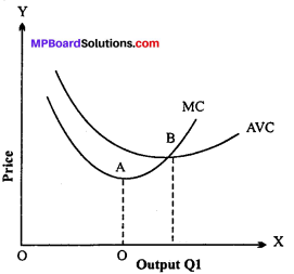 MP Board Class 12th Economics Important Questions Unit 3 producer behaviour and supply -11