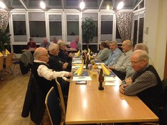 27. Mitgliederversammlung + Essen (08.11.2019)