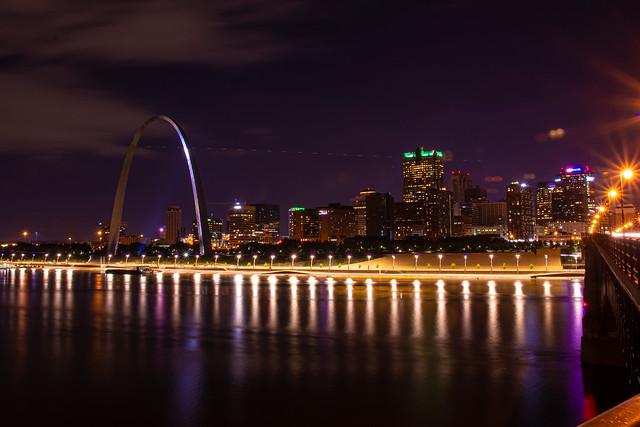 St. Louis Riverfront