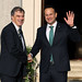 15 November 2019 - 15/11/2019 NO REPRO FEE, MAXWELLS DUBLIN Ireland hosts 33rd meeting of the British-Irish Council Summit. Pic shows Julian Smith, Secretary of State for Northern Ireland An Taoiseach, Leo Varadkar TD The British-Irish Council (BIC) hosted its 33rd Summit meeting in Dublin today, Friday, 15 November 2019. This is the fifth time the Government of Ireland hosted the BIC Summit. PIC: NO FEE, MAXWELLPHOTOGRAPHY.IE