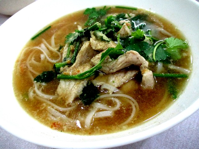 Nok An Net boat noodles