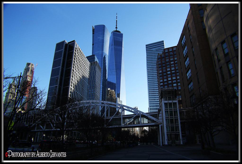 AMO LOS EDIFICIOS. I LOVE THE BUILDINGS. NEW YORK CITY.