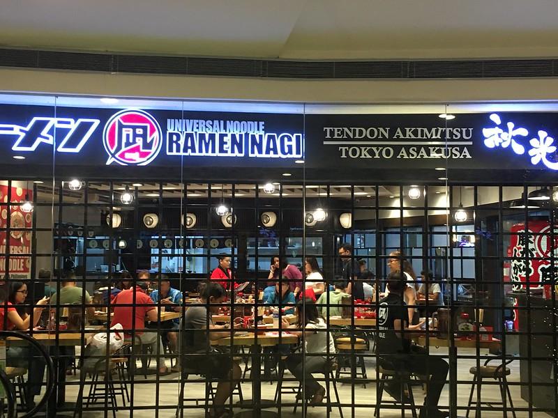 Ramen Nagi, Trinoma Mall