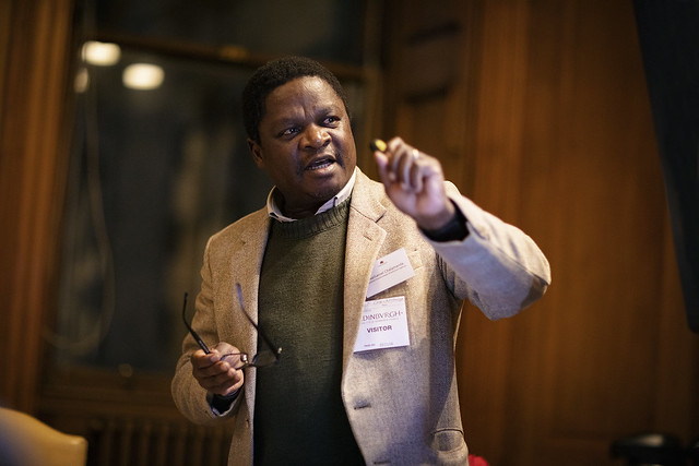 Scotland Malawi Partnership Renewable Energy Forum with William Kamkwamba
