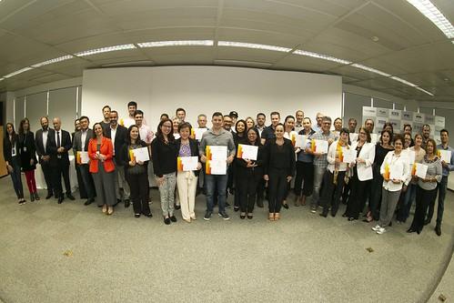 Encerramento da 5ª edição do Projeto Gestão Sustentável para Competitividade das Micro e Pequenas Empresas