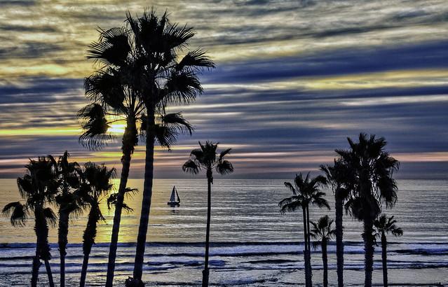 Sunset 7-1-8-19