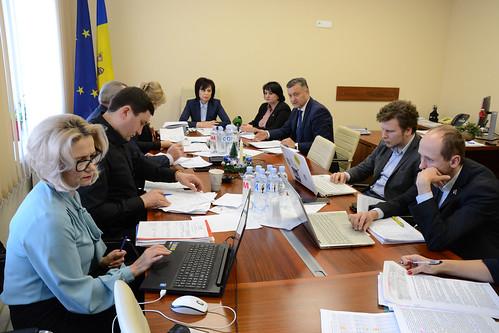 04.12.2019 Ședința Comisiei protecție socială, sănătate și familie