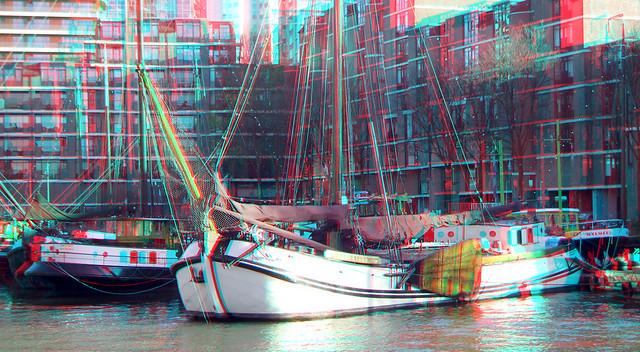 Leuvehaven Rotterdam 3D
