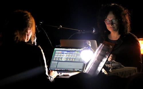 Chantal Dumas & Carole Rieussec