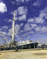 Shrimping Boat - Capt. G.C. - Palacios P