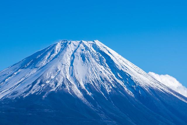 富士山アップ@雨ヶ岳
