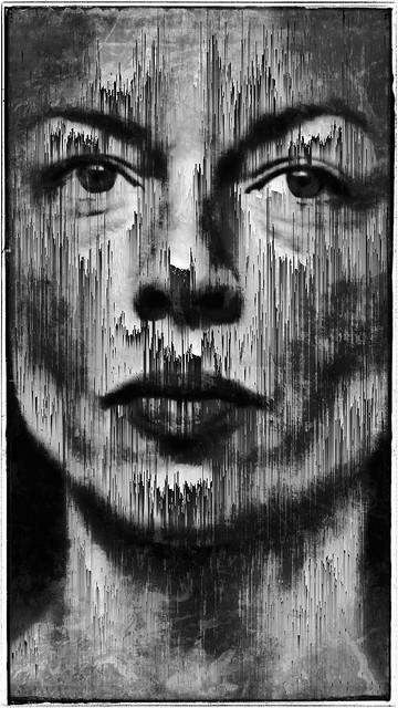 CHRISTELLE GEISER & AEON VON ZARK / NAKED EYE PROJECT BIENNE / ALTERED STATE SERIE COLOR / 16/9 VERTICAL / THE WEIRD DREAM / PORTRAIT.