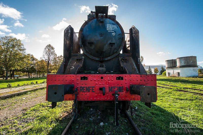 Estación Horna-Villarcayo
