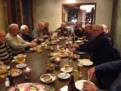 Geburtstagessen im Restaurant Waldegg (20.11.2019)