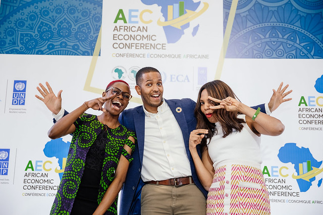 AEC 2019: Special Event E: Joint Launch of the Economic Report on Africa 2019 and the African Sustainable Development Report 2019 (AfDB, ECA & UNDP)