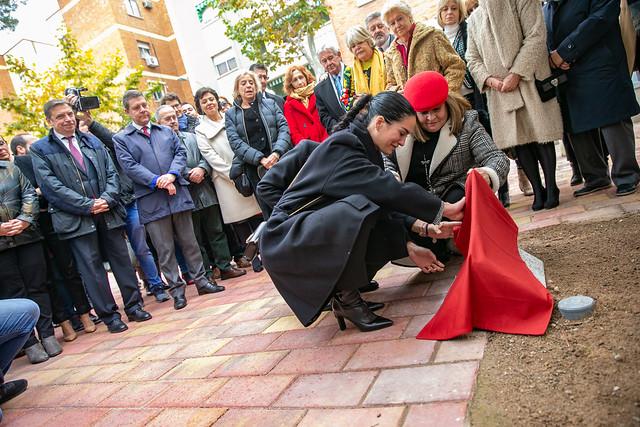 Inauguración del 'Parque Manuel Marín'