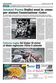 Gazzetta di Parma 04.12.19 - pag 59