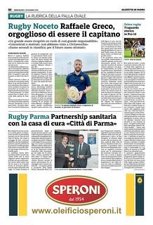 Gazzetta di Parma 04.12.19 - pag 58