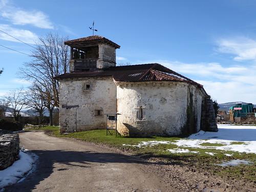 Lastras de Teza (Burgos-España). Iglesia de Nuestra Señora de la Concepción