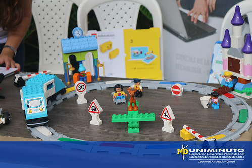 UNIMINUTO Bello fue sede del campeonato First Lego League Colombia regional Antioquia