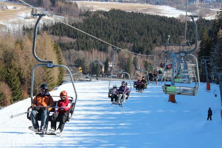 Deset let lanovky ve Skiparku Filipovice