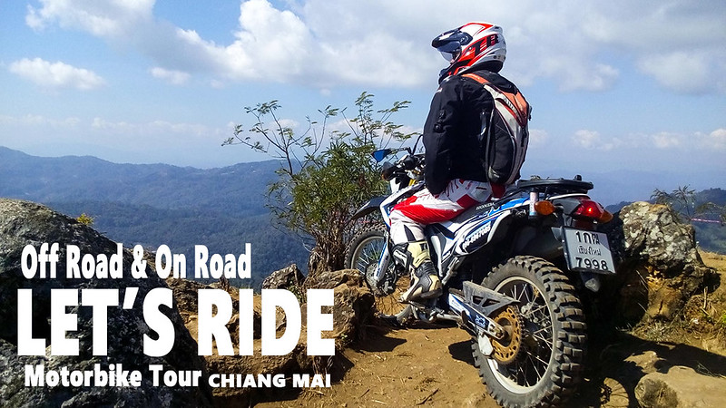 Let's Ride Motorbike Tours (Chiang Mai, Thailand) – Brochures, Tour Info, Price, Reviews