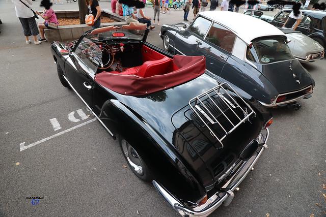 Vw Karmann Ghia cabrio