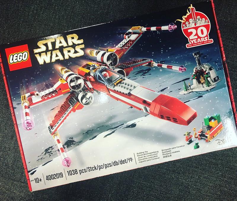 LEGO Employee Gift 2019
