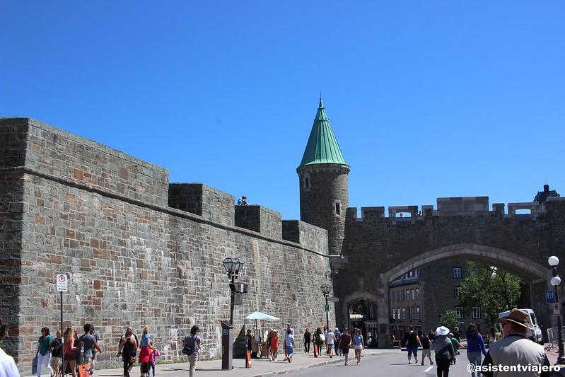 Vieux Quebec Port St. Jean