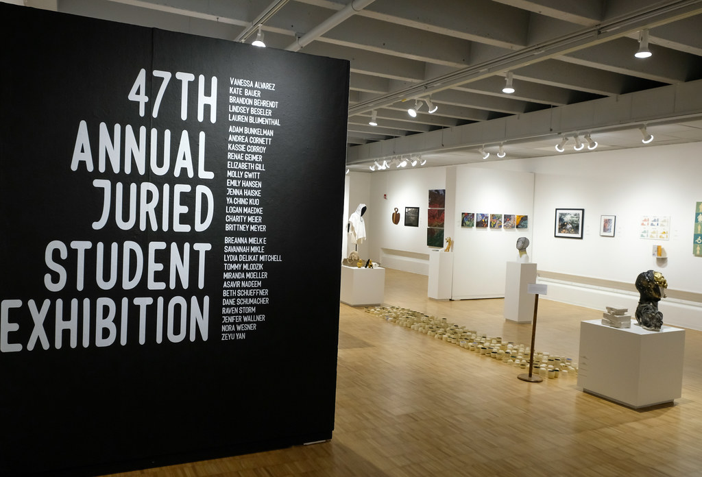 47th Annual Juried Student Art Exhibition