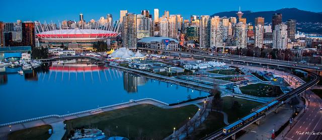 2019 - Vancouver - Sunrise