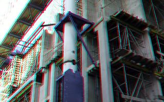 Vijzel Zalmhaventoren Rotterdam 3D