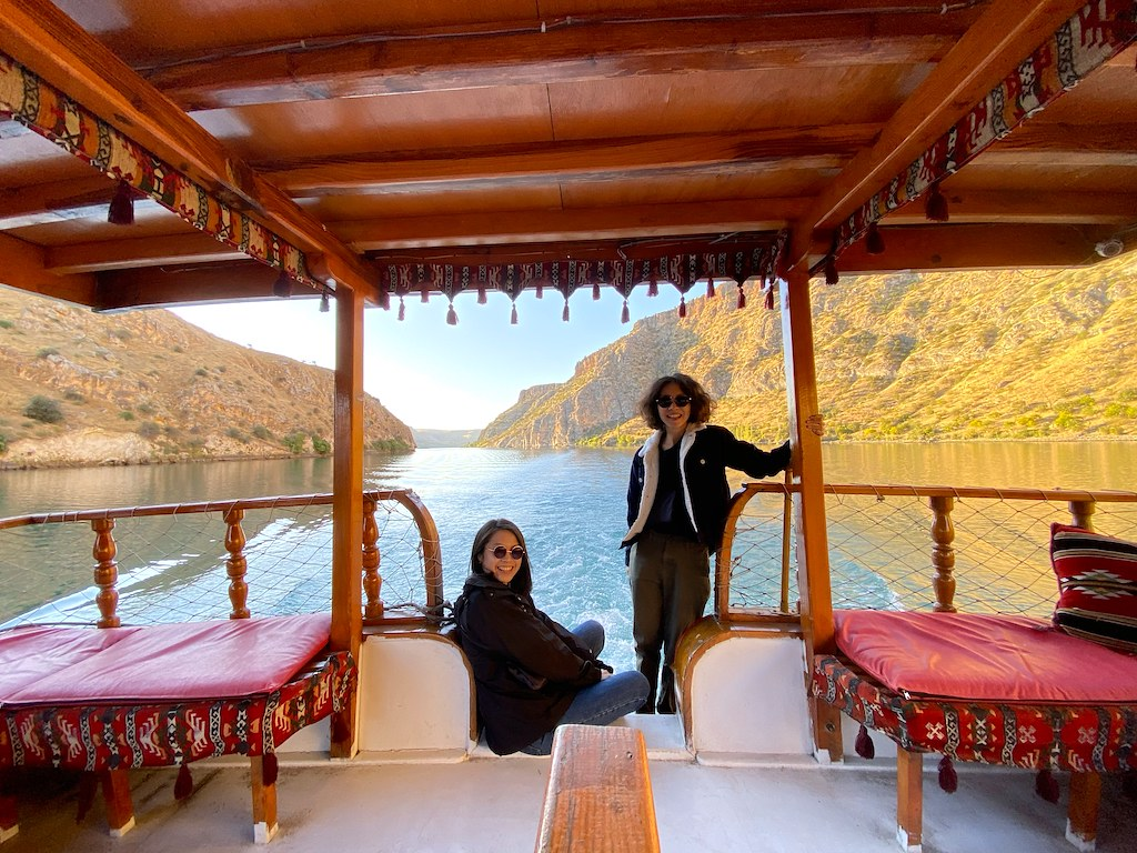 halfeti boat tur