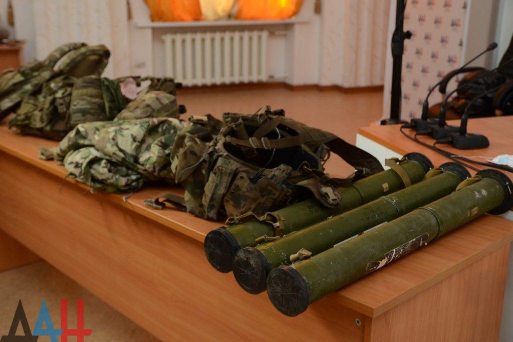 Matériel de l'unité du SBU