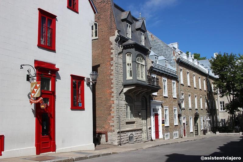 Vieux Quebec Haute Ville 3
